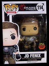 GEARS OF WAR Jd Fenix - Limited SWARM GUNK (GITD) - Vinyl Figur - Funko Pop!