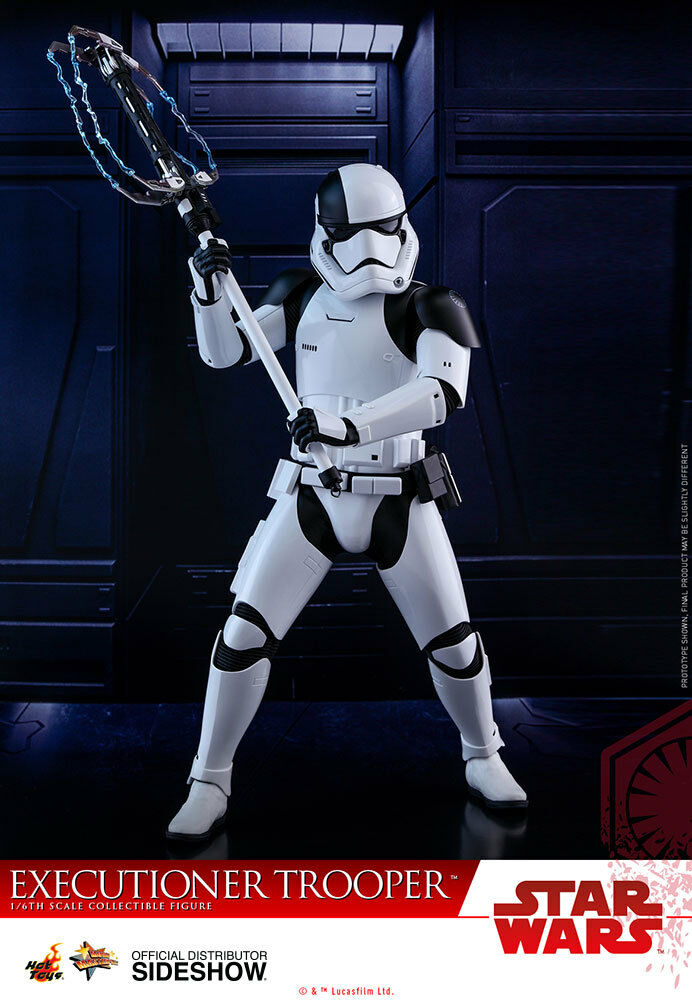 1/6 Star Wars The The The Last Jedi MMS Executioner Trooper Hot Toys 903083 d380da