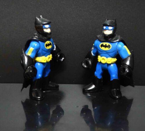 LOT OF 15 IMAGINEXT DC SUPER FRIENDS BLUE BATMAN ACTION FIGURE 3 ...