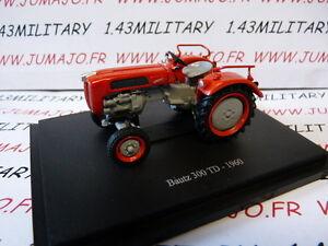 TR123G-Tracteur-1-43-universal-Hobbies-BAUTZ-300-TD-1960
