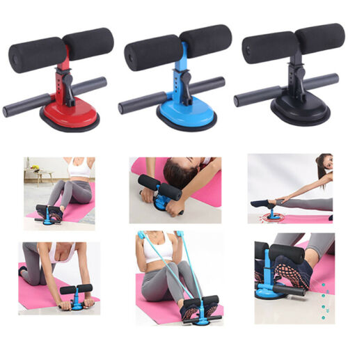 Fitness Sit Up Bar Assistant Gym Exercise Workout Equipment for Home Abdomi Jw