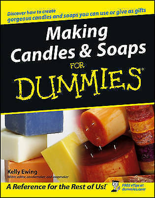 1 of 1 - Making Candles and Soaps for Dummies