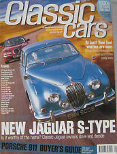 Classic Cars 05/1999 featuring Aston Martin, Bristol, BMW, Jaguar,Citroen,Cizeta