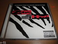 ZEBRAHEAD soundtack CD kool moe dee EX GIRLFRIEND portrait AMG nasty nas FORTE