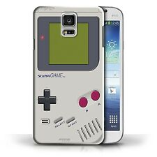 STUFF4 Case/Cover for Samsung Galaxy S5/SV/Games Console/Nintendo Game Boy