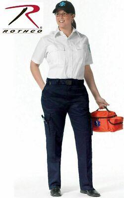 EMT EMS Women/'s 9 pocket duty pants Navy Blue Size 2-22