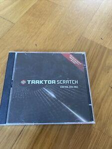 Traktor Scratch Control Disc mk2