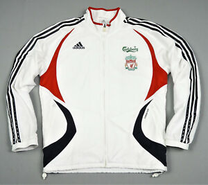 Liverpool Adidas Tracksuit Training Top Size XL
