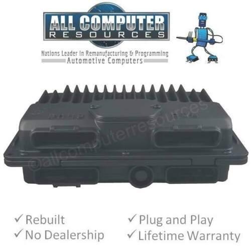 1999-2002 Chevrolet Express Van Service# 16263494 Engine Computer PCM ECM ECU
