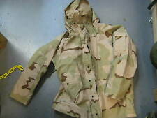 USAF US ARMY DESERT CAMO GORE-TEX PARKA LARGE REGULAR NEW  AIR FORCE