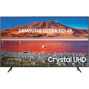 TV-SAMSUNG-43TU7172-43-034-SMART-LED-ULTRA-HD-4K-Televisore-HDR-DVB-T2-WiFi-Nero