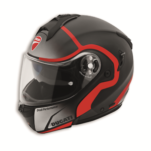 casque modulable ducati horizon x lite x 1004 ttes tailles 98104200x ebay. Black Bedroom Furniture Sets. Home Design Ideas