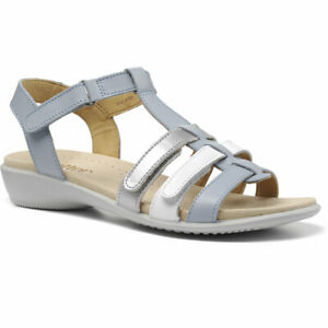 Hotter Women's Sol Open Leather Touch