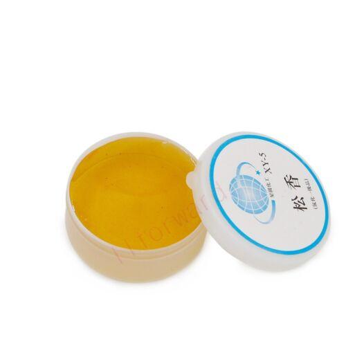 2pcs 20 g solide Rosin Colophane Soudure Flux pour fer à souder portable Réparation