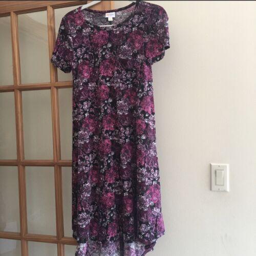NWT LuLaRoe Floral Carly Dress - Size XXS - UNICOR