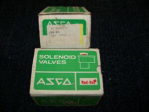 Asco Solenoid Valve Parts 1 ea. - Ser. 80164 30 & 1 ea. - Ser. 77903 1