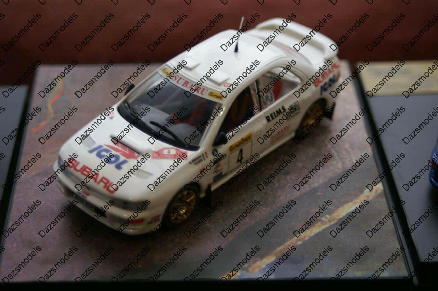 Trofeu subaru impreza Motornet m. carlo 1996 614