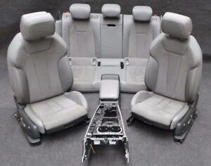 Audi-S4-A4-8W-S-LINE-Leder-Sitze-Alcantara-Lederausstattung-Sportsitze-S-Logo
