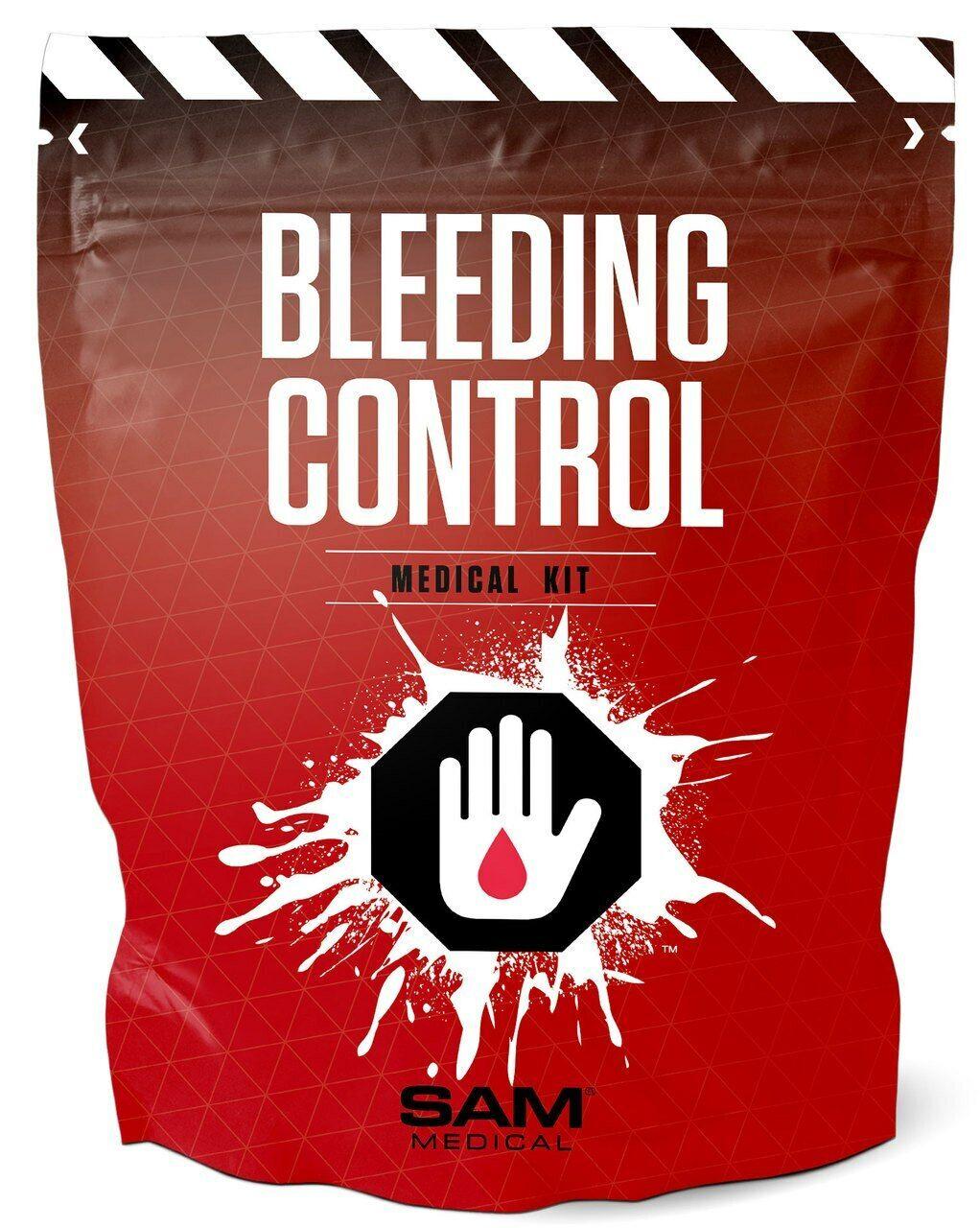 Sam Medical  Bleeding Control Kits  various sizes