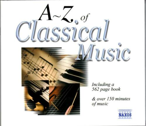 1 of 1 - A to Z of Classical Music (2000)