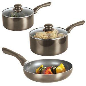 3-Piece-Metallic-Cermalon-Ceramic-Induction-Cooking-Frying-Pan-Pots-Cookware-Set