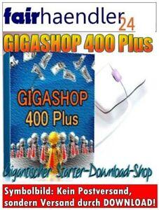 GIGASHOP-400-PLUS-Starter-Download-Shop-Webshop-300-Scripte-eBooks-MRR