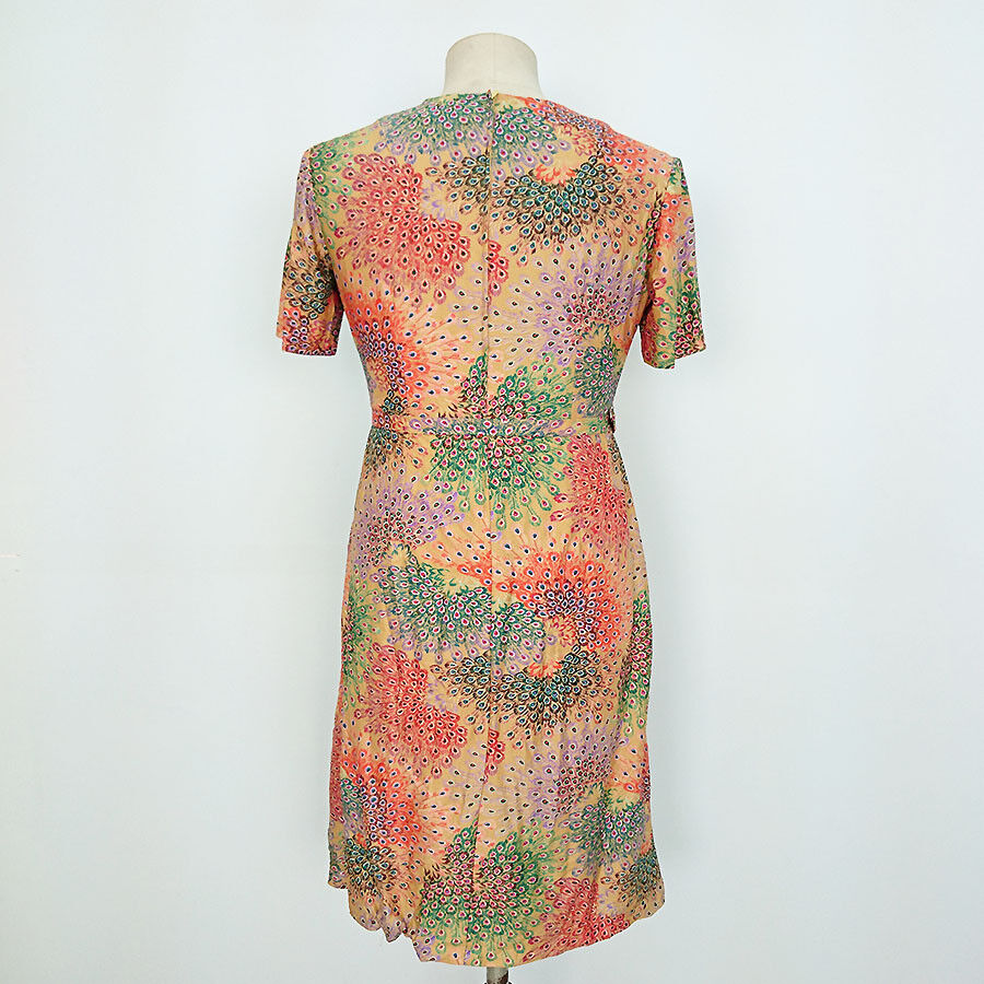 COMPLETO VINTAGE women (VESTITO + + + GIACCA) TOP LADY ART.7197 0d7753