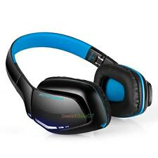 For PS4 Smartphone PC Foldable Headset Bluetooth 4.1 Wireless Headphone with Mic