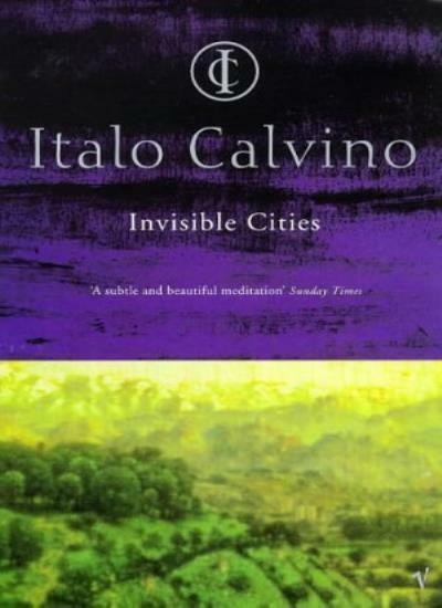 Invisible Cities,Italo Calvino, William Weaver