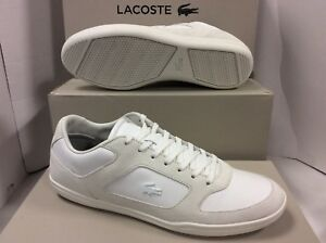 bca67567ac14b Image is loading Lacoste-Court-Minimal-316-Leather-Men-039-s-
