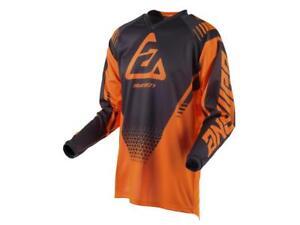 Maillot-Motocross-enfant-ANSWER-Syncron-Drift-Noir-Orange