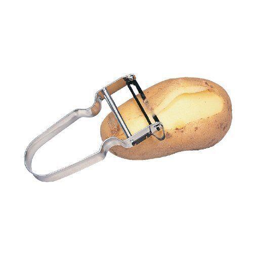 Rex patatas pelador de patatas Mango De Acero Inoxidable Hecho En Suiza De Calidad Garantizada