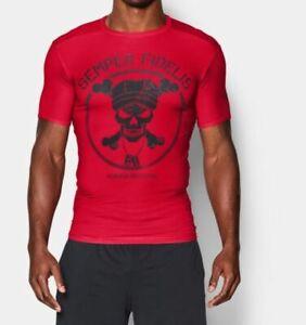 shirt compressie Semper Freedom Armour groot Under Heren Fidelis Ua Mariniers 06w8n