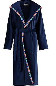 NEUF-cawo-femmes-peignoir-de-sauna-velours-qualite-avec-capuche-1459-171