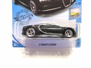 Hot Wheels 16 Bugatti Chiron Blue Custom - Real Riders   eBay