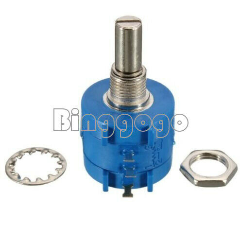 3590S-2-104L 100K Ohm Rotary Wirewound Precision Pot 10 Turns Potentiometer