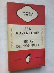 HENRY-DE-MONFREID-SEA-ADVENTURES-1ST-1-1946-PENGUIN-533-TRAVEL-ADVENTURE-HASHISH
