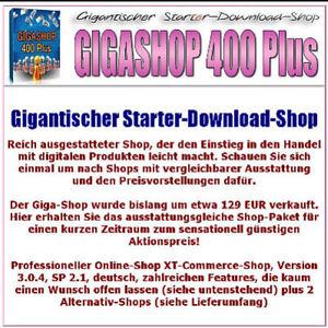 GIGASHOP-400-PLUS-50-eBooks-Downloadshop-mit-VIEL-ZUBEHOR-XT-Giga-Webshop-MRR