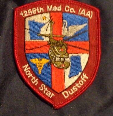 Armee Luftfahrt Aufnäher Mn.ia Dustoff Patch Air Ambulance 1256th Medical Co