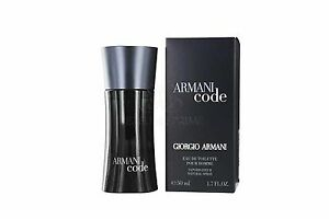 96d14d809b3 Armani Code By Giorgio Armani 1.7oz 50ml Eau De Toilette Spray Men s ...