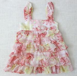 6f9005dbc68e MINICLASIX Saks Fifth Avenue Baby Special Occasion Ruffled Dress
