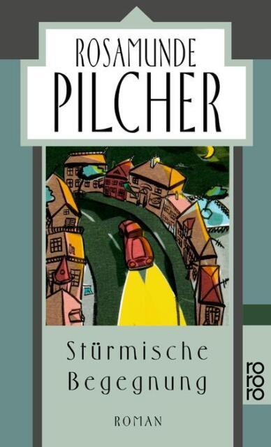 Stürmische Begegnung von Rosamunde Pilcher Roman Buch E816