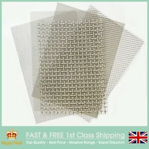 The-Mesh-Company-039-s-Stainless-Steel-Woven-Wire-Range-Huge-Range-Top-Prices
