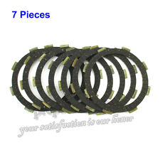 Clutch Friction Plates For Engine Pit Dirt Bike YX ZS Lifan 150 160 200 250 cc
