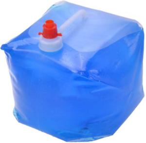r servoir d 39 eau pliante cartouche pliante 10 litres eau potable robinet et ebay. Black Bedroom Furniture Sets. Home Design Ideas