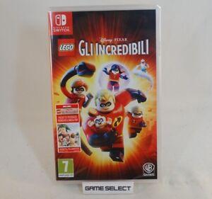 LEGO-GLI-INCREDIBILI-THE-INCREDIBLES-PIXAR-NINTENDO-SWITCH-PAL-EUR-ITALIANO-NEW