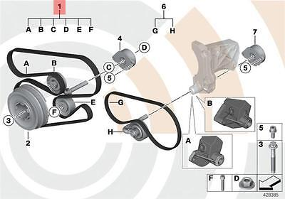 Rubber D/&D PowerDrive 99901529 BMW BAYERISCHE MOTORWERKEN Replacement Belt