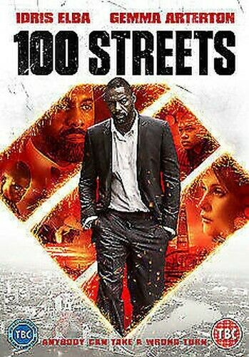 100 Streets DVD Nuovo DVD (SIG455)