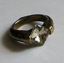 Hogwarts horcrux ring. witch/wizard/goblin/magical/Hermione/Ron/sytherin