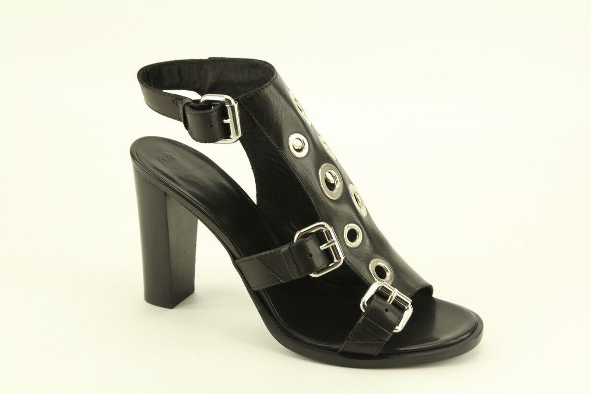 prezzo all'ingrosso e qualità affidabile NEW  685 Alexander McQueen MCQ MCQ MCQ Nico nero Leather Pumps 39   8.5 High Heels  la migliore offerta del negozio online